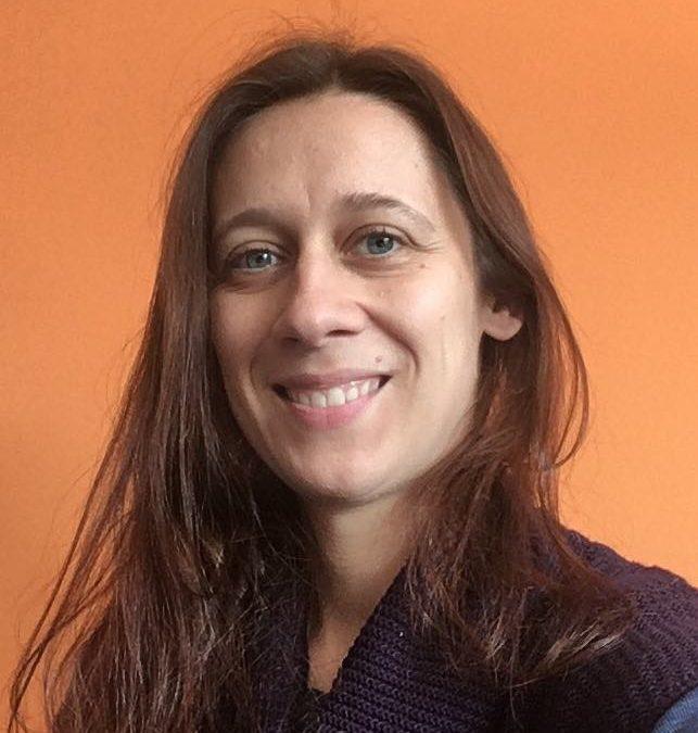 Sabina Adanič (vodja programov za starše)